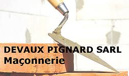 Logo de l'entreprise Entreprise Devaux-Pignard